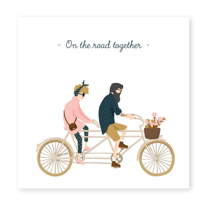 'On the Road Together' Card by All the Ways to Say - The Village Haberdashery