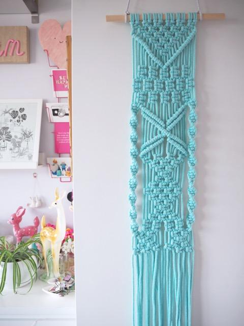 Private Macrame Class with Zoe Bateman on 10 August - The Village Haberdashery