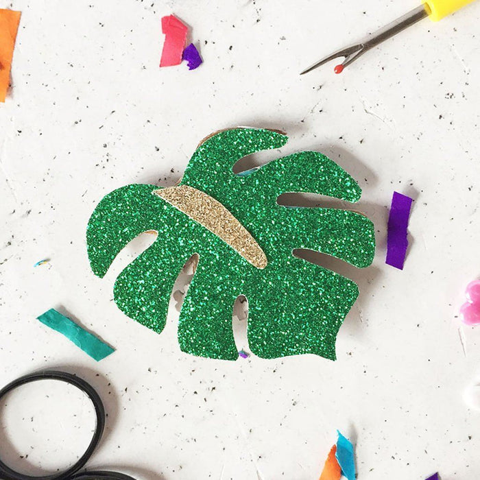 The Make Arcade Cute Badge Making Kit - Botanical - The Village Haberdashery