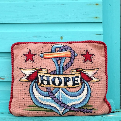 Emily Peacock - Hope Tattoo Size Small - The Village Haberdashery