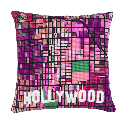 Hannah Bass Needlepoint Kit - Hollywood - The Village Haberdashery