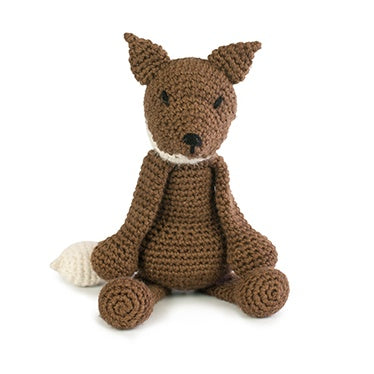 TOFT Crochet Amigurumi Kit: Esme the Fox - The Village Haberdashery