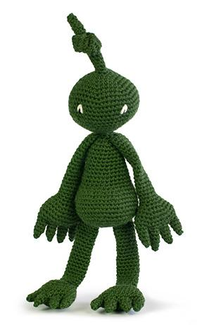 TOFT Crochet Amigurumi Kit: Misha the Monster - The Village Haberdashery