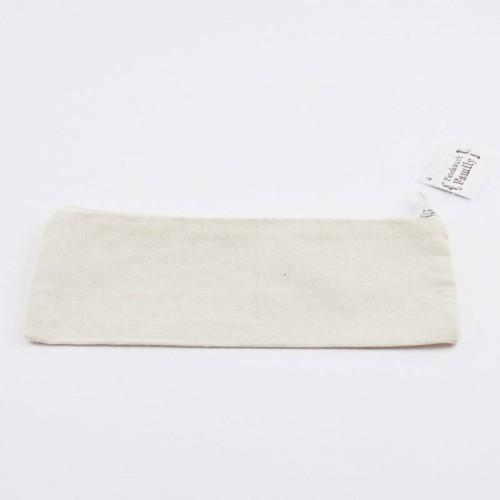 Blank Zippered Pencil Case - The Village Haberdashery