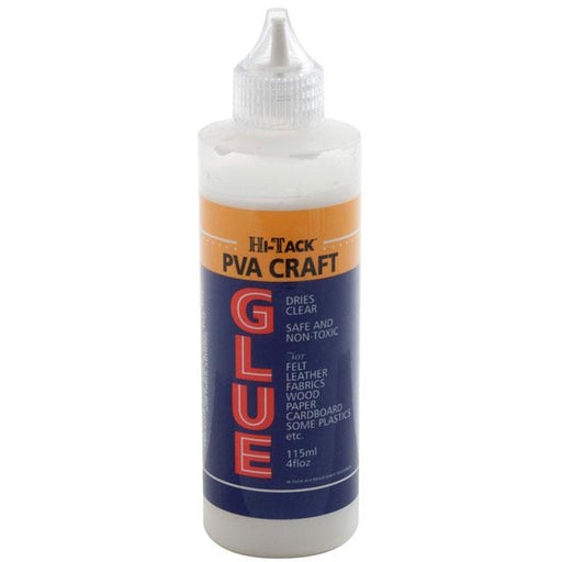 High Tack PVA Craft Glue - 115ml - The Village Haberdashery