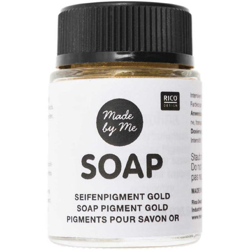 Soap Pigment - Gold - The Village Haberdashery