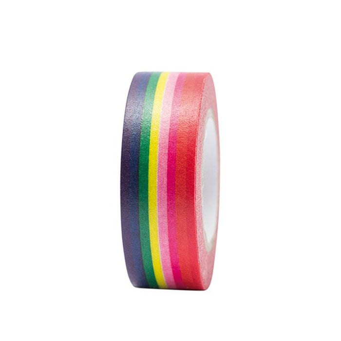 Washi Tape - Magical Summer in Stripes - The Village Haberdashery