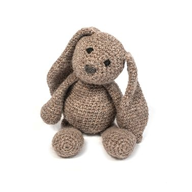 TOFT Crochet Amigurumi Kit: Emma the Bunny - The Village Haberdashery
