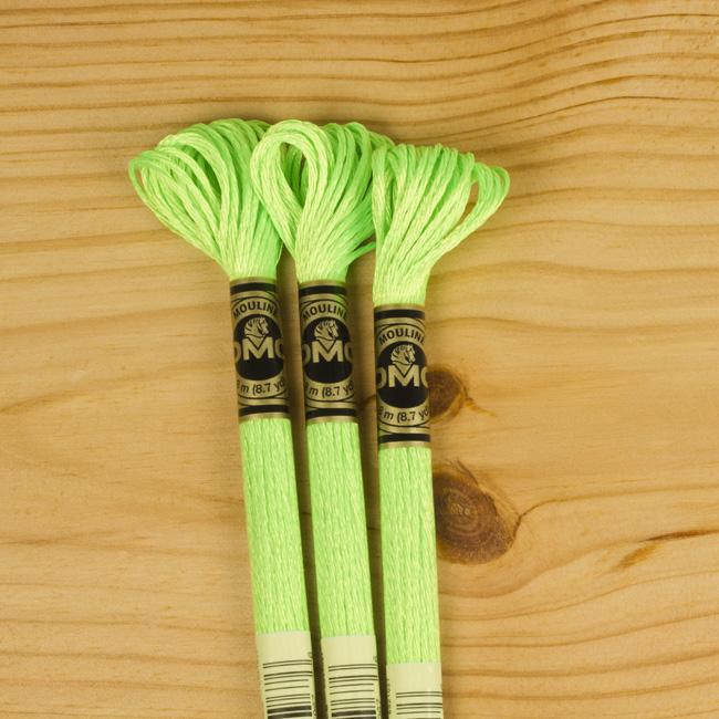 DMC Light Effects Embroidery Floss - E990 - The Village Haberdashery
