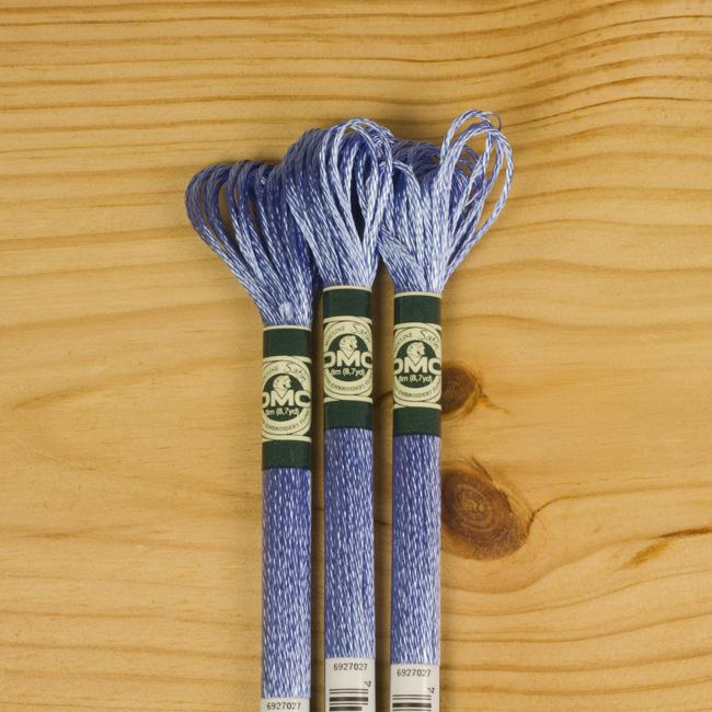 DMC Satin Embroidery Floss - S799 - The Village Haberdashery