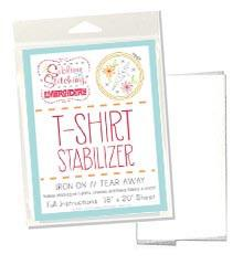 Sublime Stitching T-Shirt Stabiliser - The Village Haberdashery