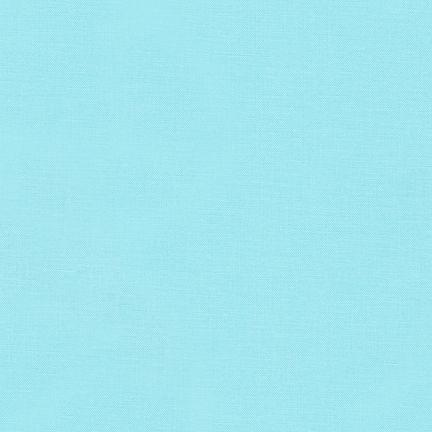 Kona Cotton Solids - Azure - The Village Haberdashery