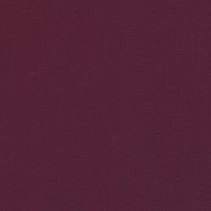 Kona Cotton Solids - Garnet - The Village Haberdashery