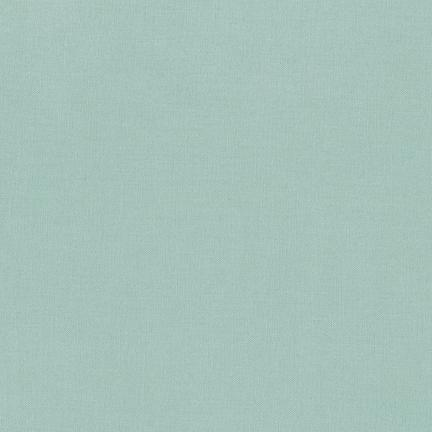 Kona Cotton Solids - Seafoam - The Village Haberdashery