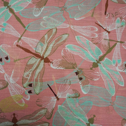 Viscose Crepe - Damselfly - The Village Haberdashery