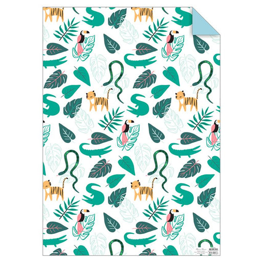 Gift Wrap - Go Wild - The Village Haberdashery