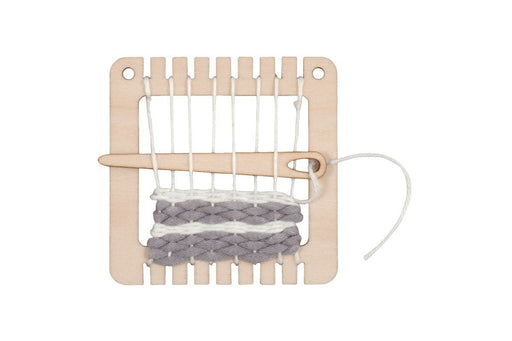 Mini Weaving Loom Set - The Village Haberdashery
