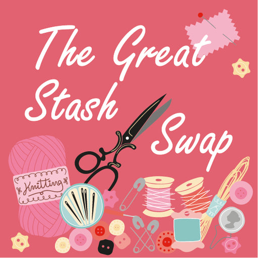 FREE! The Great Stash Swap  - 24 March - The Village Haberdashery