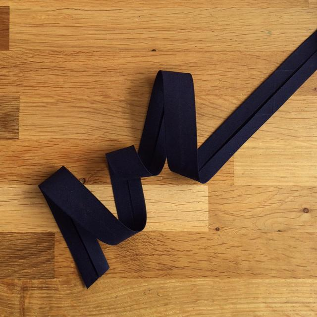 Bias Binding - Navy 20mm - The Village Haberdashery