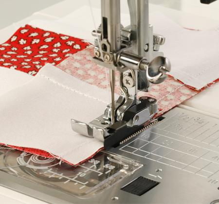 Janome 1/4 Inch Seam Foot - B/C - The Village Haberdashery