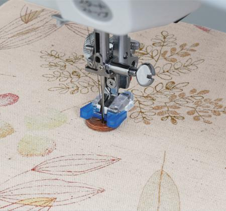 Janome Button Sewing Foot - D - The Village Haberdashery