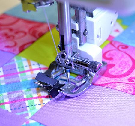 Janome Ditch Quilting Foot - B/C - The Village Haberdashery