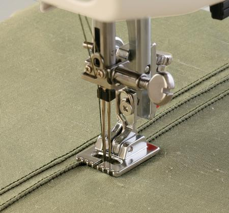 Janome Pintuck Foot - D (Wide) - The Village Haberdashery