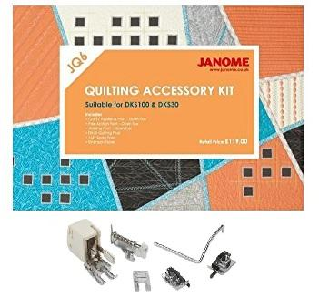 Janome Quilting Accessory Kit - The Village Haberdashery
