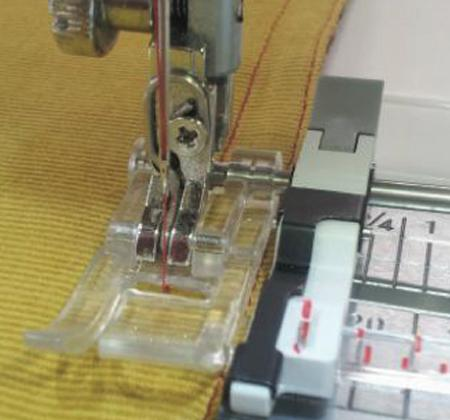 Janome Sliding Guide Foot - A - The Village Haberdashery