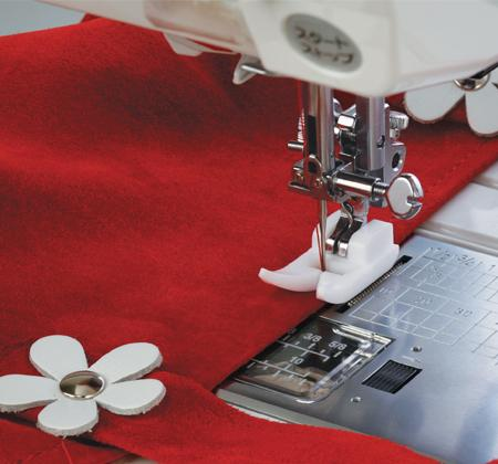 Janome UltraGlide Foot - A - The Village Haberdashery