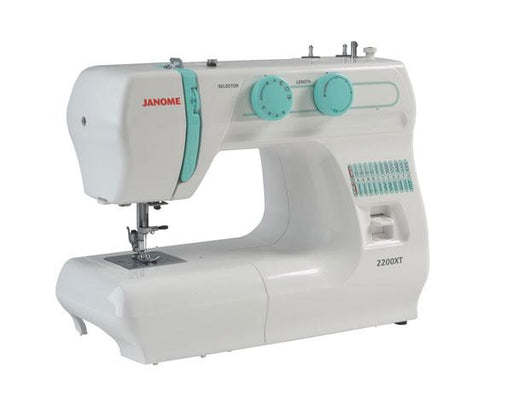 Janome 2200XT Sewing Machine - The Village Haberdashery