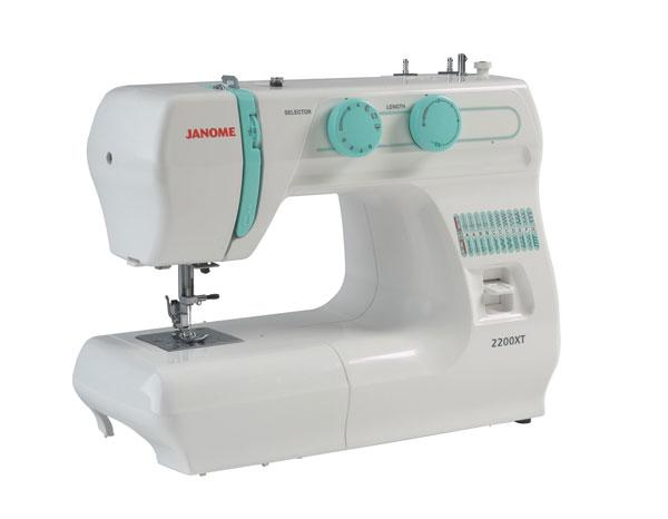 Janome 2200XT Sewing Machine - MAY PREORDER - The Village Haberdashery