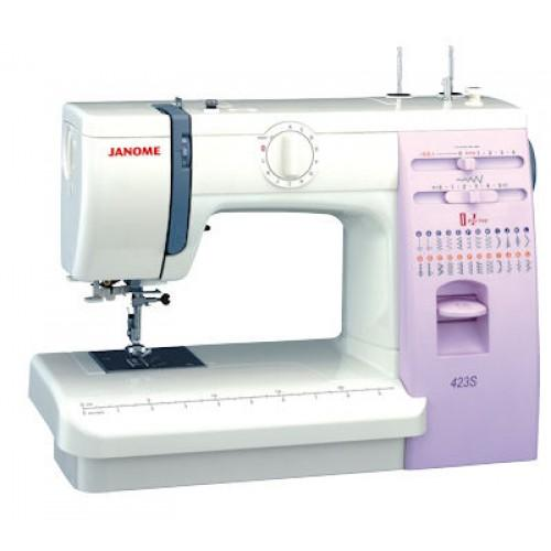 Janome 423S Sewing Machine - JUNE PREORDER - The Village Haberdashery