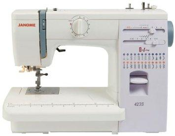 Janome 423S Sewing Machine - The Village Haberdashery
