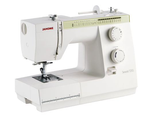Janome 725S Sewing Machine - The Village Haberdashery
