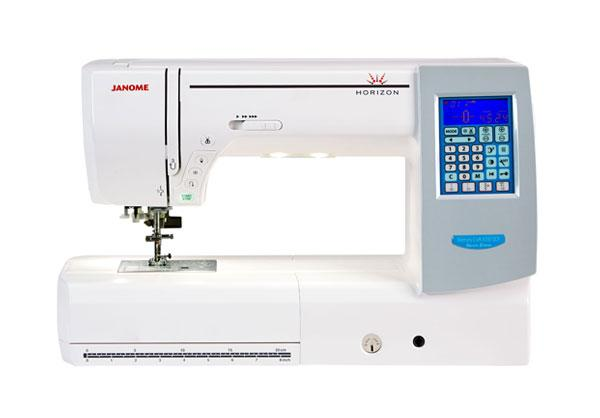 Janome Horizon 8200QCP Special Edition Sewing Machine - OCTOBER PREORDER - The Village Haberdashery