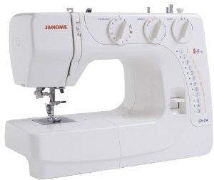 Janome J3-24 Sewing Machine - The Village Haberdashery
