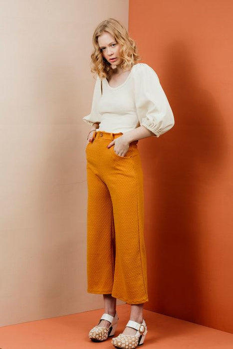 Friday Pattern Company - Joan Trousers - The Village Haberdashery