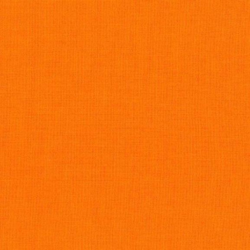 Kona Cotton Solids - Clementine - The Village Haberdashery