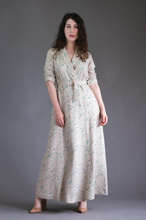 Deer and Doe - Passiflore Dress - The Village Haberdashery