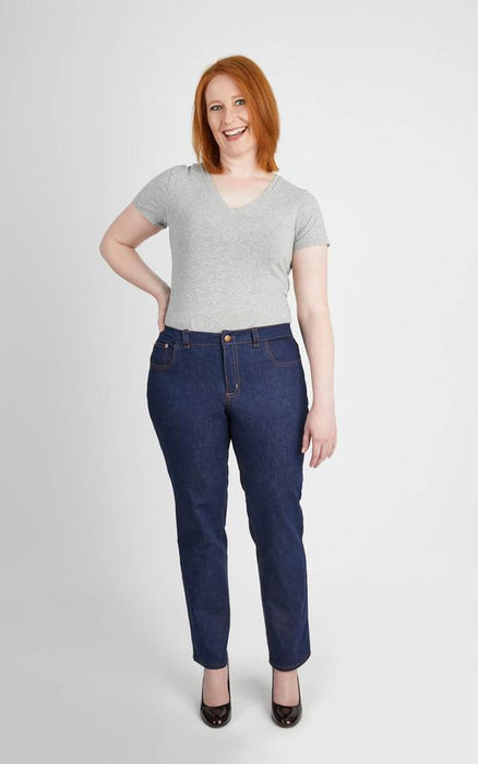Cashmerette - Ames Jeans - The Village Haberdashery