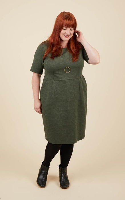 Cashmerette - Rivermont Dress & Top - The Village Haberdashery