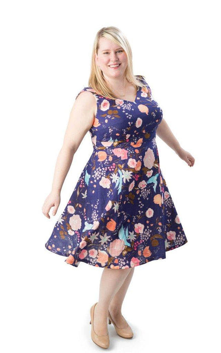 Cashmerette - Upton Dress - The Village Haberdashery