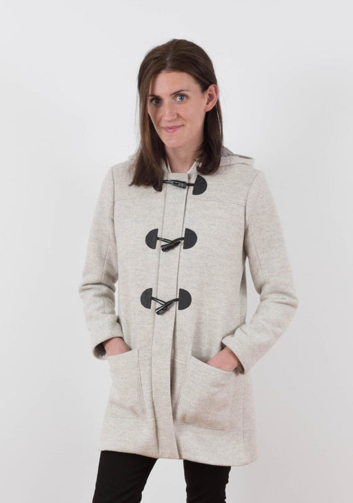 Grainline - Cascade Duffle Coat - The Village Haberdashery