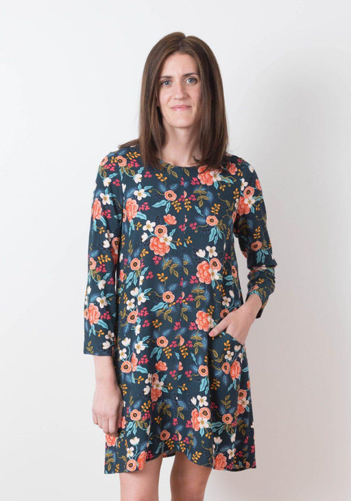 Grainline - Farrow Dress - The Village Haberdashery