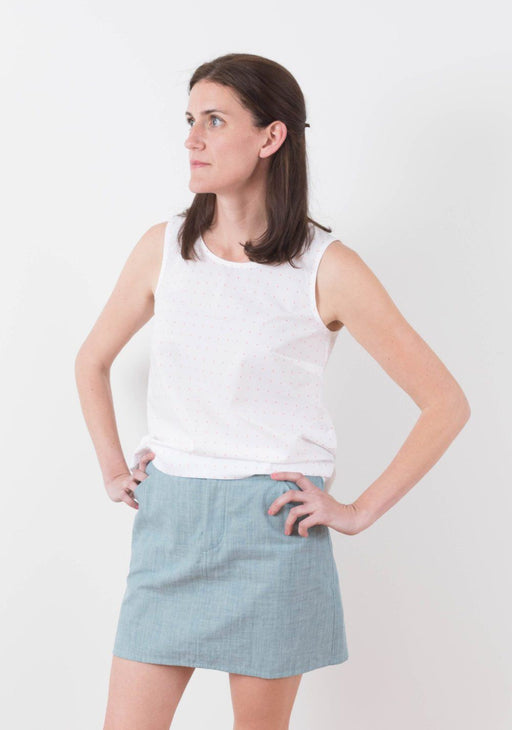Grainline - Moss Skirt - The Village Haberdashery