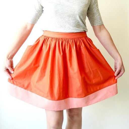 Made by Rae - Cleo Skirt - The Village Haberdashery