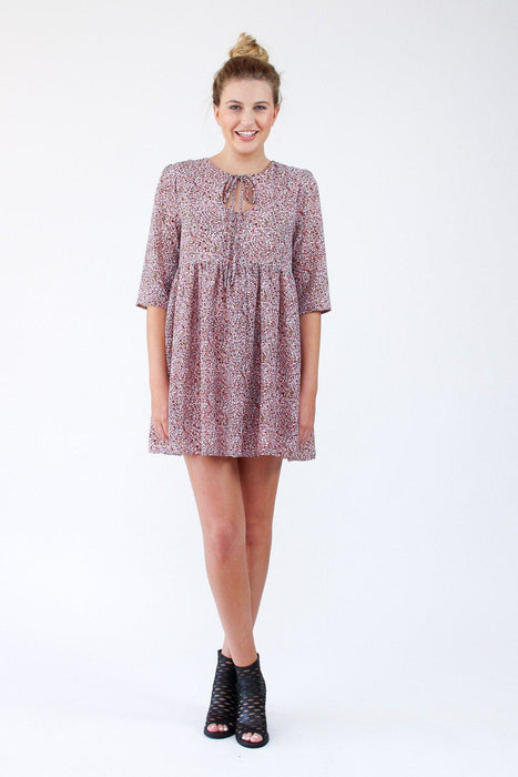 Megan Nielsen - Sudley Dress and Blouse - The Village Haberdashery