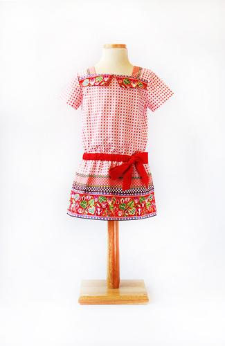 Oliver + S - Croquet Dress in Small - The Village Haberdashery