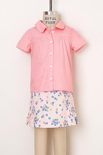 Oliver + S - Music Class Blouse and Skirt in Small - The Village Haberdashery